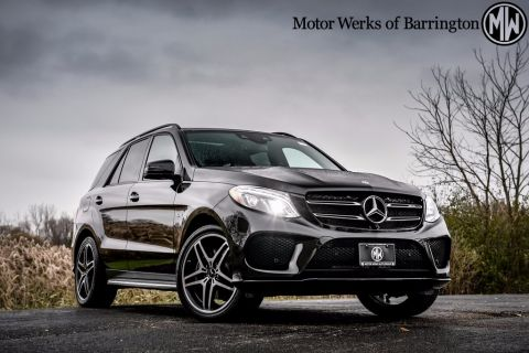 Pre-Owned 2017 Mercedes-Benz GLE GLE43