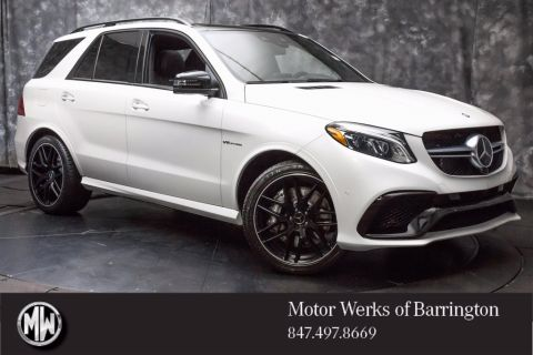 Pre-Owned 2017 Mercedes-Benz GLE 63 AMG®