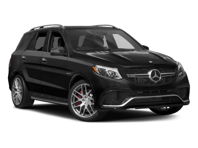 New 2017 Mercedes-Benz GLE GLE63 AMG®