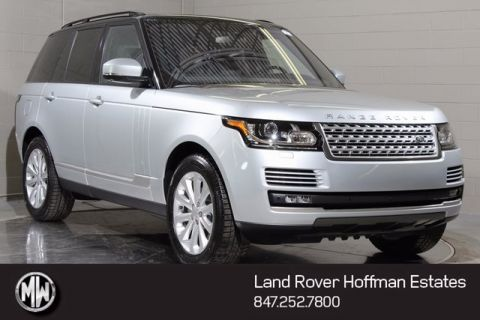 New 2016 Land Rover Range Rover HSE Turbodiesel With Navigation & 4WD