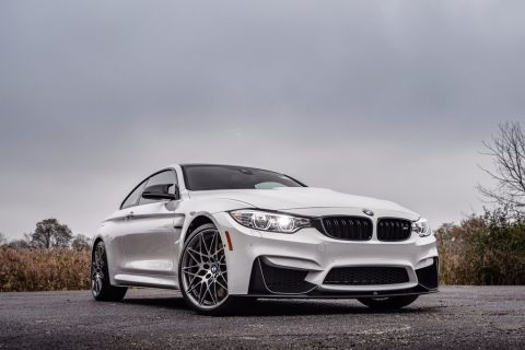 New 2017 BMW M4 Base With Navigation