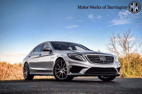 Pre-Owned 2014 Mercedes-Benz S-Class S63 AMG®
