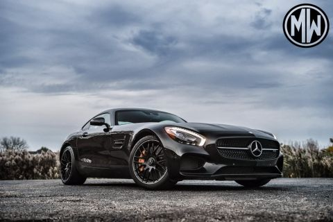 Pre-Owned 2016 Mercedes-Benz AMG® GT S With Navigation