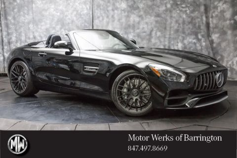 New 2018 Mercedes-Benz AMG® GT Base With Navigation