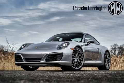 New 2017 Porsche 911 Carrera