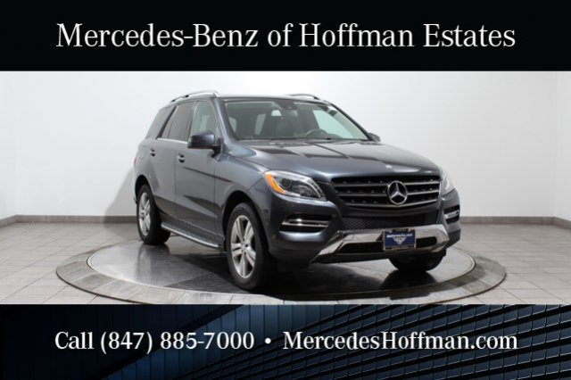 Certified Used 2013 Mercedes Benz M Class Ml350 Sport
