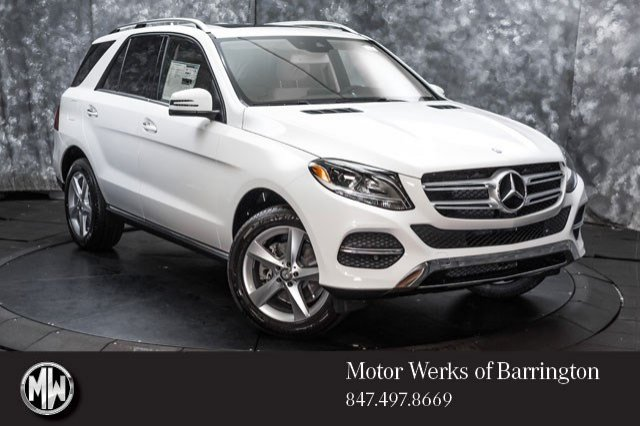 New 2017 mercedes benz gle gle350 sport utility 175815 for Mercedes benz motor werks