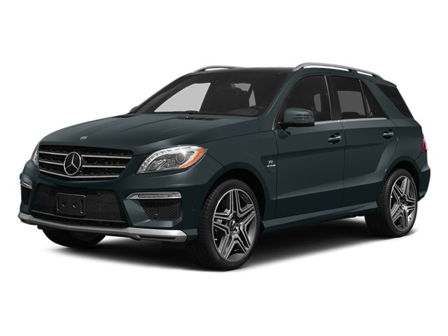 Used Mercedes-Benz M-Class ML63 AMG