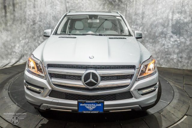 New 2016 mercedes benz gl class gl450 sport utility for Mercedes benz motor werks