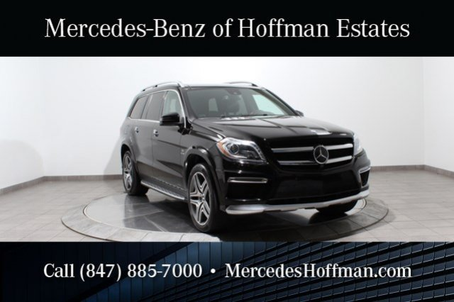 Certified Used Mercedes-Benz GL-Class GL63 AMG Rare!