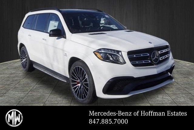 New 2017 Mercedes-Benz GLS GLS63 AMG®
