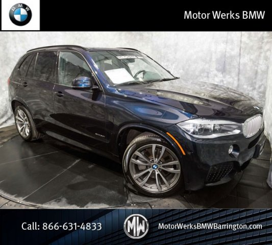 "Certified Used BMW X5 xDrive50i M-Sport Mocha Nappa Pkg 20"" Wheels"