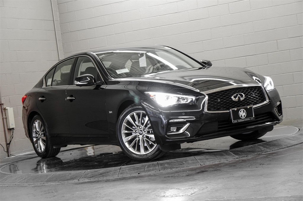 2018 infiniti sedan. Contemporary 2018 New 2018 INFINITI Q50 30t AWD On Infiniti Sedan