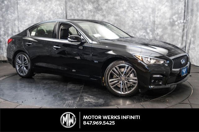 Used 2017 infiniti q50 sport 4d sedan 176383 motor werks auto group pre owned 2017 infiniti q50 sport sciox Image collections