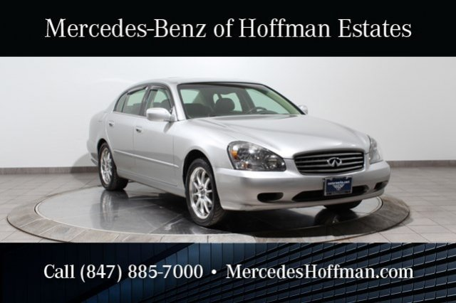 Used 2004 Infiniti Q45 Luxury 4dr Car Hoffman 353045a