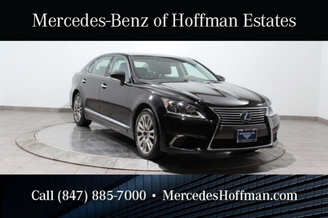 Used Lexus LS 600h L HYBRID Executive Class Seating Speed Dynamic radar Cruise Lane Keep Assist