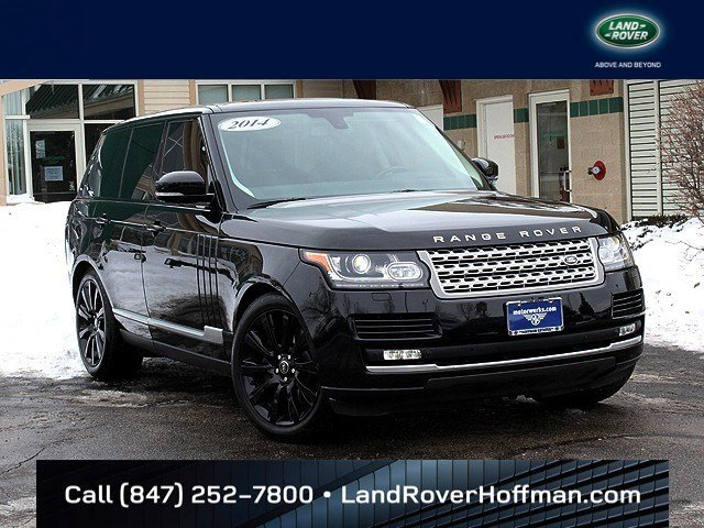 Certified Used Land Rover Range Rover Supercharged Ebony Edition