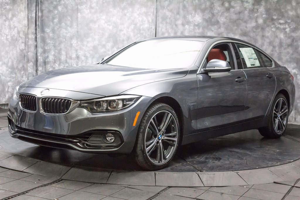 New 2018 BMW 4 Series 430i Gran Coupe