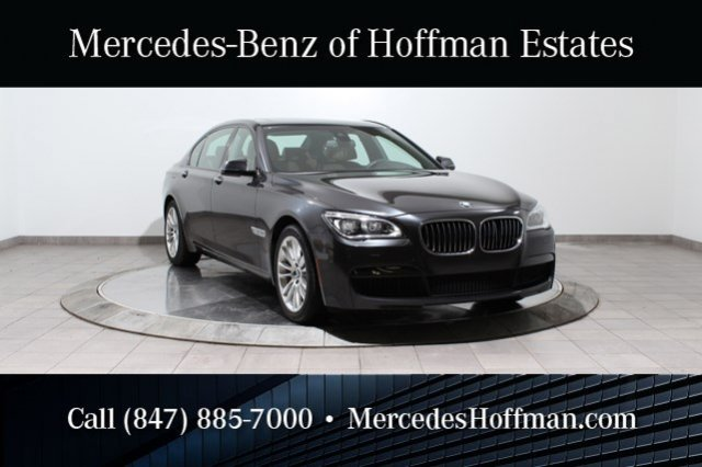 Used 2014 Bmw 7 Series 750li Xdrive M Sport Executive