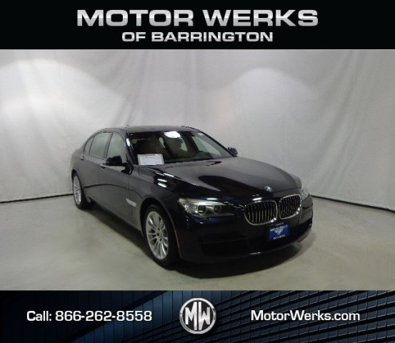 Used BMW 7 Series 750Li xDrive