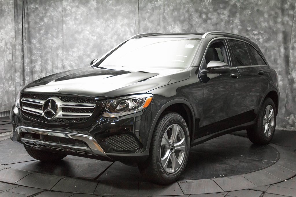 Used 2018 mercedes benz glc glc 300 4d sport utility for Mercedes benz motor werks