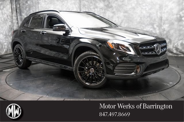 Certified used 2018 mercedes benz gla gla 250 4d sport for Mercedes benz motor werks