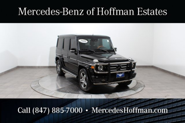 Used Mercedes-Benz G-Class G55 AMG