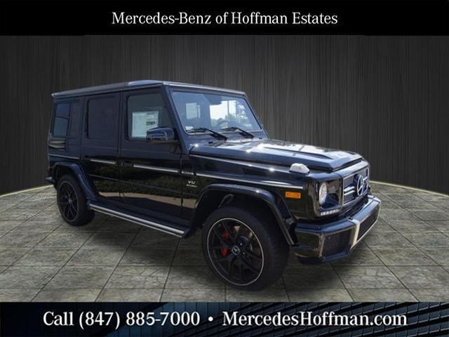 New 2016 mercedes benz g class amg g65 sport utility for Mercedes benz of hoffman estates