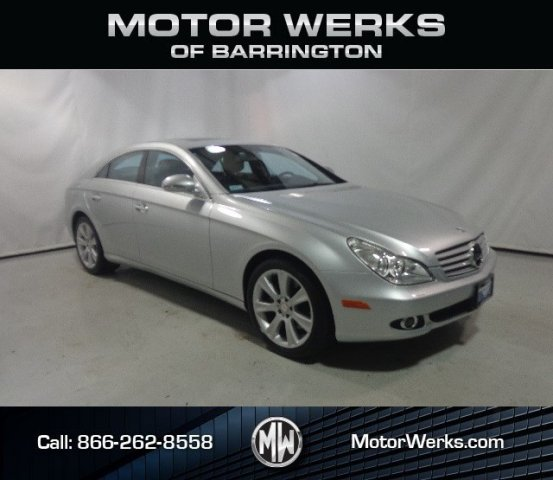 Used 2008 Mercedes Benz Cls Class 5 5l 4dr Car Near