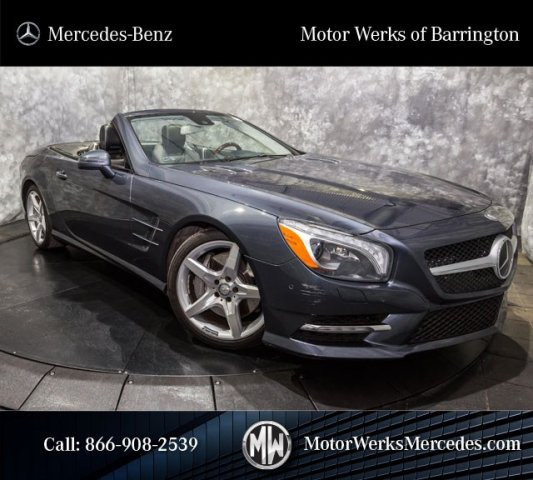 Certified Used Mercedes-Benz SL-Class SL550 AMG Wheel Package MSRP 117k
