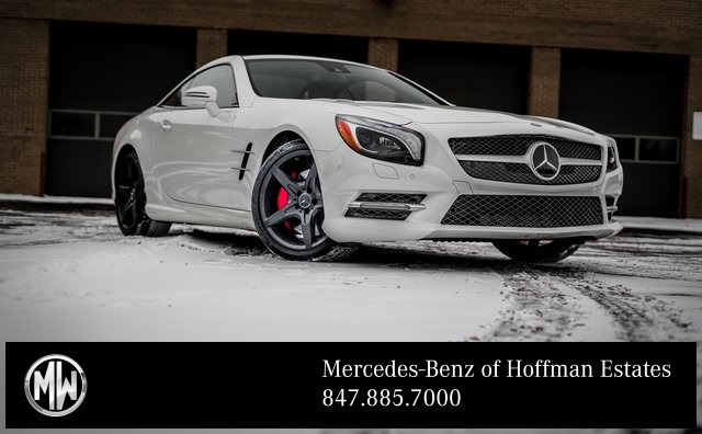 Certified used 2015 mercedes benz sl class sl 550 2d for Mercedes benz motor werks