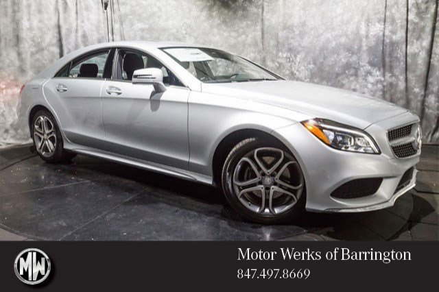 new 2016 mercedes benz cls cls400 coupe barrington 164090