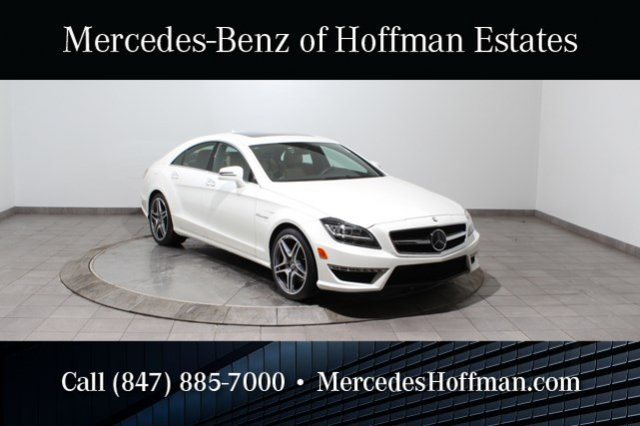Used Mercedes-Benz CLS-Class 4dr Sdn CLS63 AMG S-Model 4MATIC