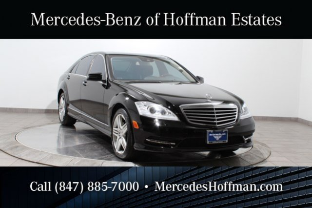 Used Mercedes-Benz S-Class S550 4Matic Sport Package