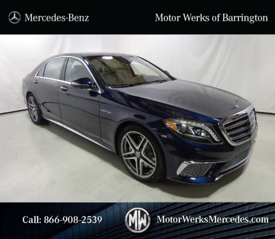 New 2015 Mercedes Benz S Class S65 Amg 4dr Car Barrington