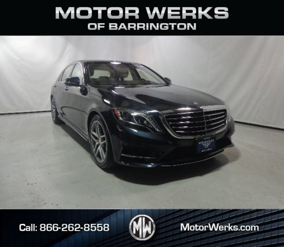 Used Mercedes-Benz S-Class S550
