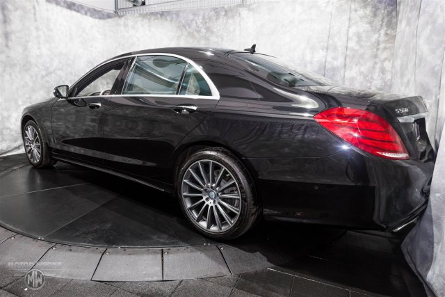 Used 2014 mercedes benz s class s550 msrp 123k sport for Mercedes benz distronic plus