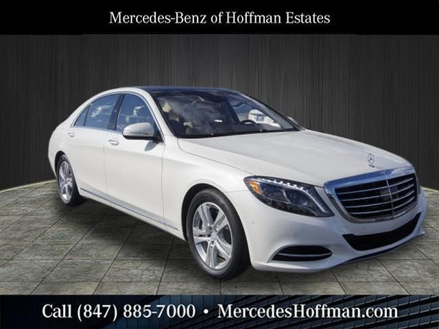 New 2017 mercedes benz s class s550 4dr car hoffman for Mercedes benz of hoffman estates