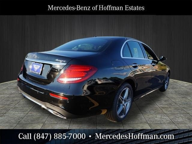 New 2017 Mercedes Benz E Class E300 4d Sedan 373971
