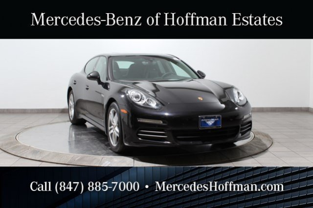 Certified Used Porsche Panamera 4 (Lane Track/Prem Plus)