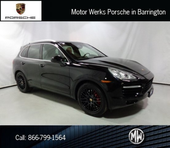Certified Used Porsche Cayenne Turbo