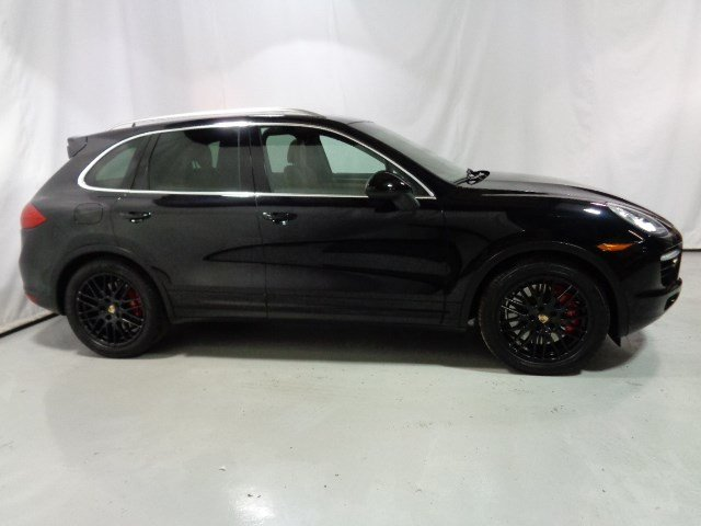 Used Porsche Cayenne Turbo