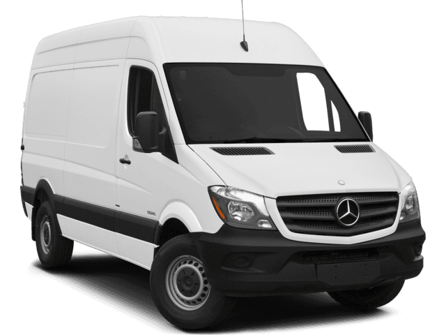 New 2015 mercedes benz sprinter cargo vans full size cargo for Mercedes benz work vans