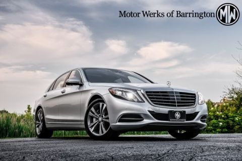 734 used cars in stock barrington hoffman estates motor for Mercedes benz motor werks