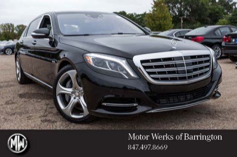 New 2017 Mercedes Benz S Class Amg S63 4dr Car Barrington